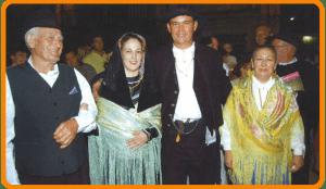 trajes regionales candeleda