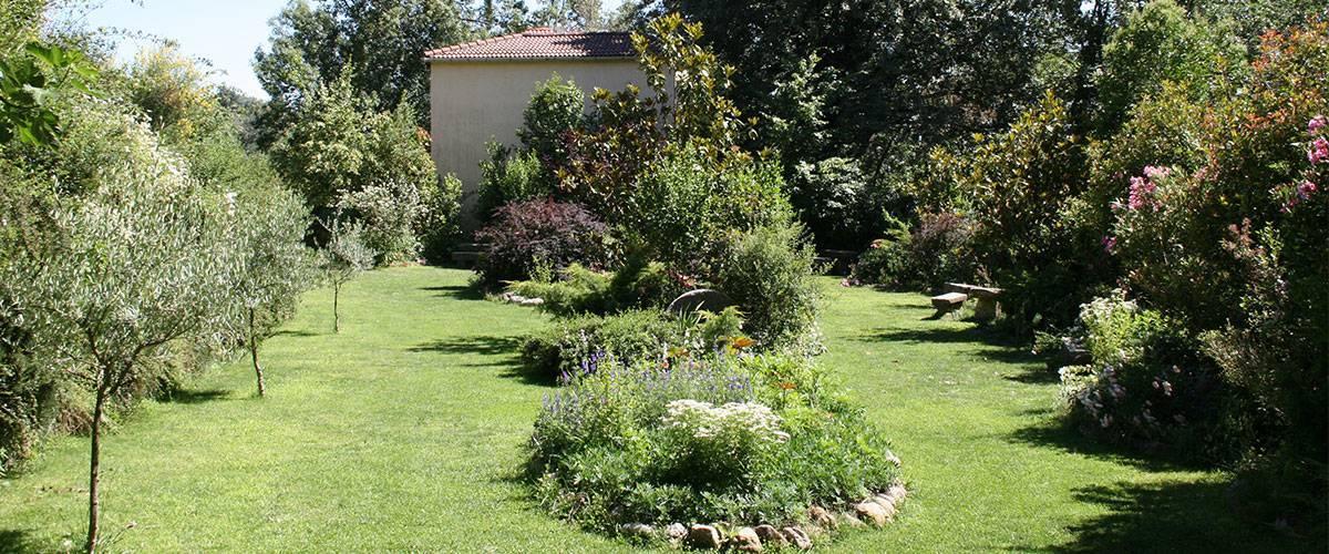 jardin turismo candeleda