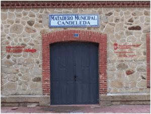centro cultural matadero viejo candeleda