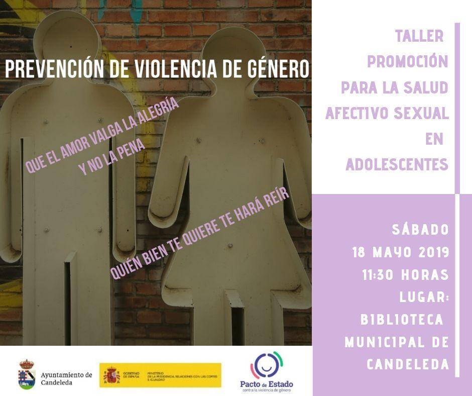 Ciclo de talleres y conferencias en Candeleda para prevenir y erradicar la violencia de género