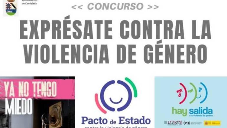 Obras ganadoras del Concurso Exprésate contra la Violencia de Género