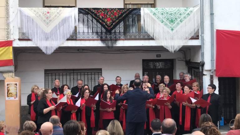 Éxito en la celebración del XVI Encuentro de Coros – Villa de Candeleda