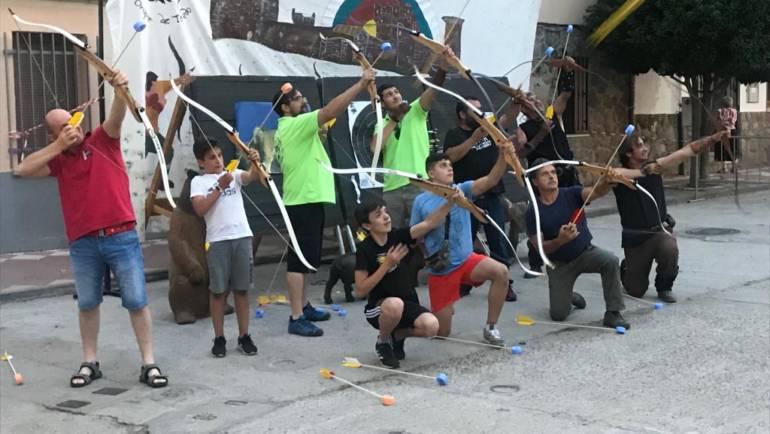 La Fiesta Celta de El Raso 2019 asombró y deleitó a vecinos y visitantes