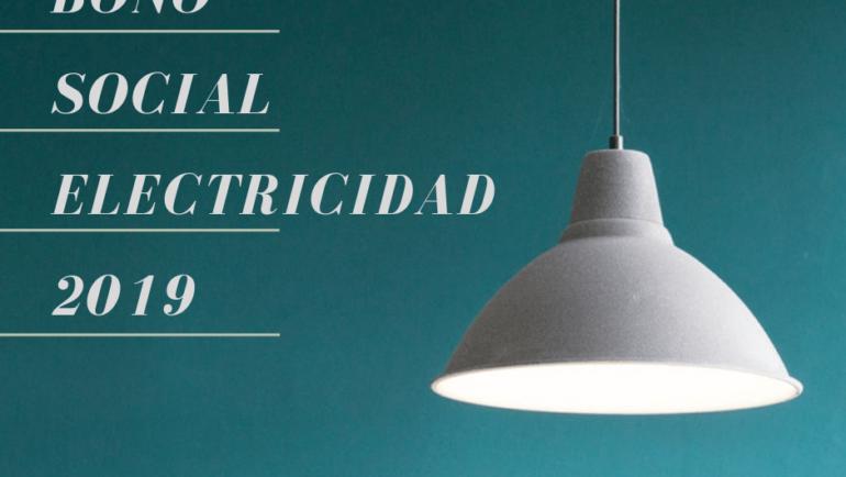 Nueva normativa 2019 para la solicitud del Bono Social de Electricidad