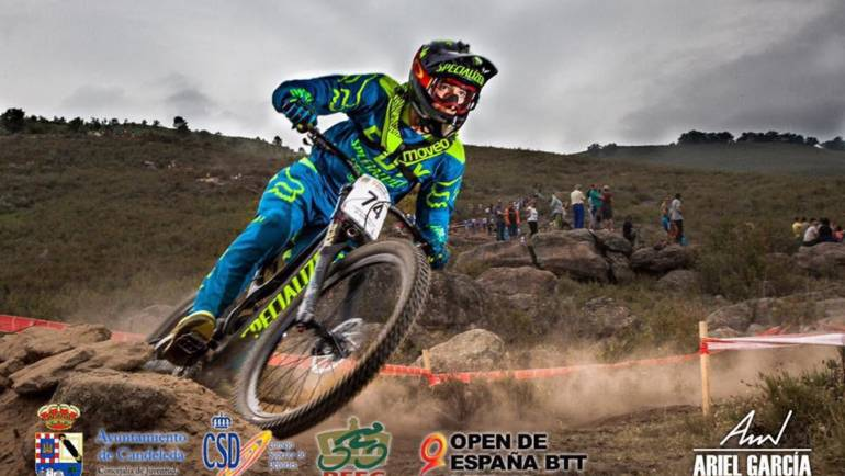 Candeleda será escenario internacional de Mountain Bike en 2020.