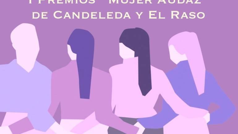 I Premios Mujer Audaz de Candeleda y El Raso