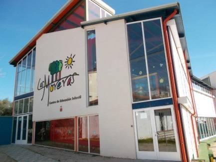 """Solicitud de plaza para el Centro de Educación Infantil """"Las Moreras"""" de Candeleda. Curso 2020-2021"""